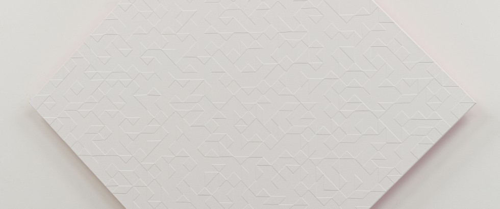 Losange 4 - 86x86 cm